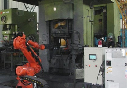 Modernization Manual Forging Line to be Automatic
