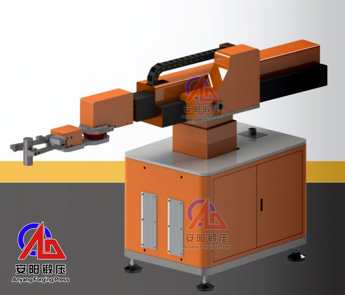 4-axis swing arm Forging robot