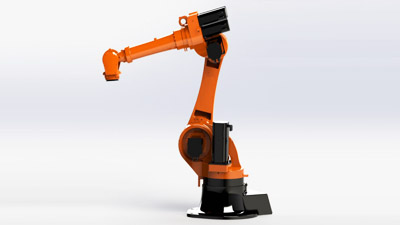 Six-joint robot